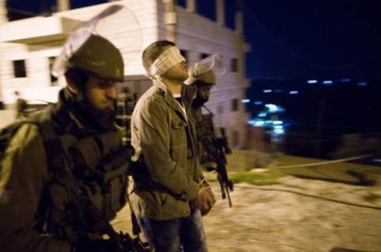 العدو اعتقل 2330 مواطناً منذ بدء العام الجاري