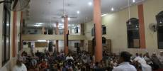صور.. الجهاد تكرم عوائل الشهداء في منطقة الزرقاء شمال القطاع