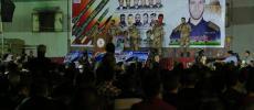صور .. سرايا القدس تنظم حفلاً تأبينياً لشهيد التصنيع الحربي القائد مازن لولو