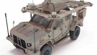 """""""المعطف الخفيف"""" منظومة دفاعية للسيارات العسكرية الصهيونية الخفيفة"""