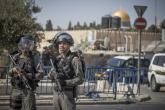 الاحتلال يعتقل شباناً خلال محاولتهم الوصول للمسجد الأقصى