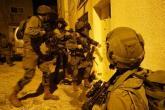 اعتقال 8 مواطنين خلال حملة مداهمات بالضفة