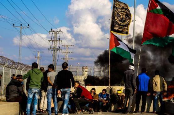 جمعة الغضب الـ12 .. إصابات في مواجهات الضفة والقطاع