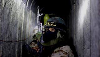 القناة الـ2: رعب الأنفاق لاحق الكابينيت طوال حرب 2014