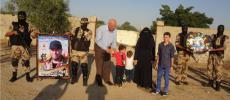 صور.. سرايا القدس تشارك عائلة الشهيد القائد أبو شمالة زيارة ضريحه