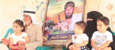 صور.. المجاهد صالح الأسطل: من جنة الأرض لجنة السماء ارتقى شهيداً