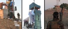 فيديو وصور.. السرايا بالوسطى تقيم مرصد الشهيد هايل أبو دحروج بذكرى رحيله
