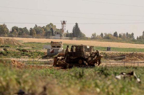 توغل صهيوني محدود شرقي غزة وشمالي القطاع