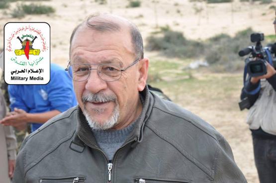 """الشهيد القائد """"محمود الحيلة"""".. قائد صلب وقلب رحب"""