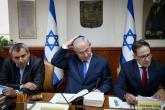 خلافات حادة داخل حكومة العدو تتسبب بإلغاء جلسة الحكومة الأسبوعية