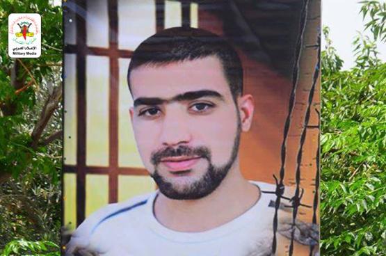 الأسير المجاهد حسام عابد يدخل عامه الـ 18 بسجون العدو