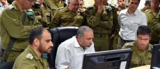"""تحليل: التصعيد الصهيوني زوبعة """"ليبرمانية"""" لخصومه والتهدئة عنوانها الرئيس"""