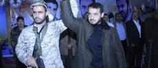 """صور.. الجهاد تنظم حفل تكريم للأسير المحرر """"نسيم خطاب"""" بغزة"""