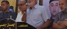 صور.. صالح خلال مسير للتعبئة: انتصار الشيخ عدنان سيؤسس لانتصارات قادمة للحركة الأسيرة