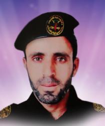 الشهيد المجاهد: علي محمد الأسطل
