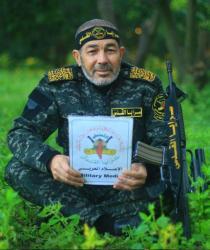 الشهيد القائد: خليل محمد الكفارنة