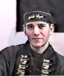الاستشهادي المجاهد: دياب محمد المحتسب