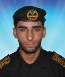 الشهيد المجاهد: عماد بسام زعرب