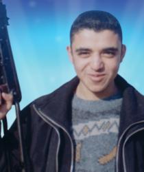 الاستشهادي المجاهد: نضال عبد الحكيم صادق