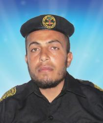 الشهيد المجاهد: علاء سامي أبو غراب