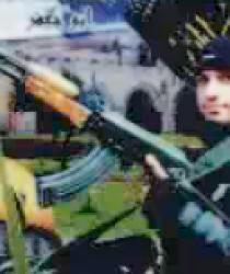 الشهيد المجاهد: طارق أحمد زكارنة