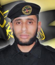 الشهيد المجاهد: إسماعيل سلامة العرعير