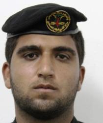الشهيد المجاهد: حاتم زياد الزعبوط