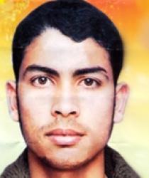 الشهيد المجاهد: ياسين سليم جاسر