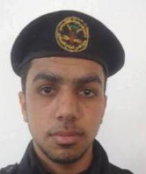 الشهيد المجاهد: محمود حسين النخالة