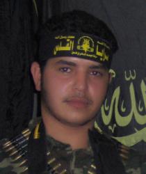 الاستشهادي المجاهد: عثمان أحمد أبو حجر