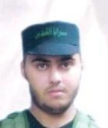 الشهيد المجاهد: أحمد حسام طوباسي