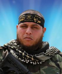 الشهيد المجاهد: إياد عبد الله الشريحي