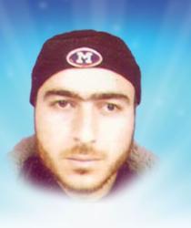 الشهيد المجاهد: علي عبد اللطيف أبو خزنة