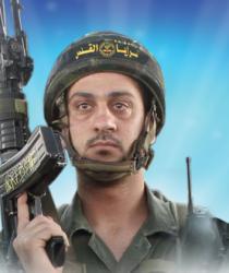 الشهيد القائد: أشرف محمود السعدي
