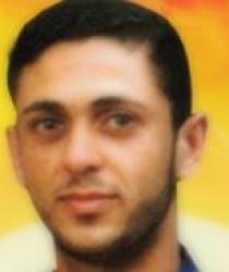الشهيد المجاهد: برهام أحمد الجعبري