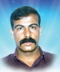 الشهيد المجاهد: أمين حمدان الدحدوح