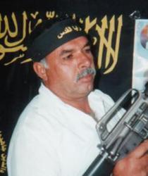 الاستشهادي المجاهد: داوود علي سعد
