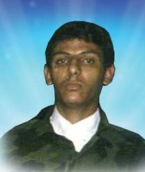 الاستشهادي المجاهد: سالم محمد حسونة