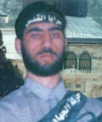 الاستشهادي المجاهد: سامر عمر شواهنة