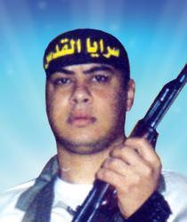 الشهيد المجاهد: غسان مصطفى السقا