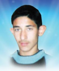 الشهيد المجاهد: خالد فؤاد غنام