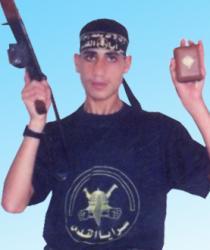الشهيد المجاهد: أسامة صالح جبر