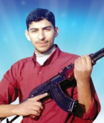 الاستشهادي المجاهد: أحمد محمود عاشور