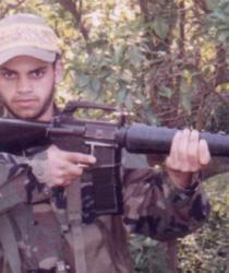 الاستشهادي المجاهد: كمال عبد الناصر رجب