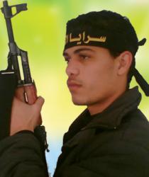 الشهيد المجاهد: مهند إبراهيم الطناني