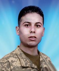 الاستشهادي المجاهد: أشرف صلاح الأسمر