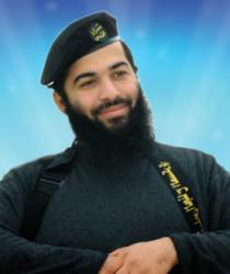 الشهيد المجاهد: عوض الله إبراهيم المصري
