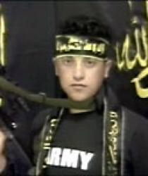 الاستشهادي المجاهد: سامر سميح حماد