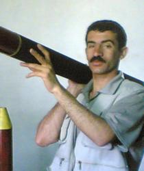 الشهيد المجاهد: رعد شحدة أبو فول