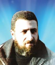 الشهيد القائد: عيد محمد عفانة